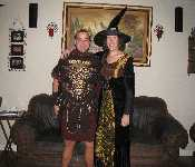 David And Kristen's Halloween Costumes 2009 4
